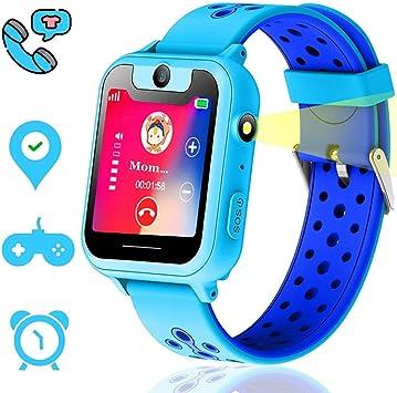 Dvzo Dream Niños GPS Posicionamiento Smart Watch Phone, Relojes ...