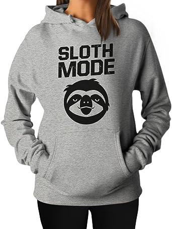 Sloth Mode Hoodie