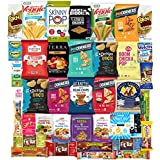 Healthy Snacks Care Package, Many Delicious Treats To Choose From, Good For Everytime of the Day (40 Count)