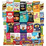 Cheap Healthy Snacks Care Package, Many Delicious Treats To Choose From, Good For Everytime of the Day (40 Count) (40 pack)