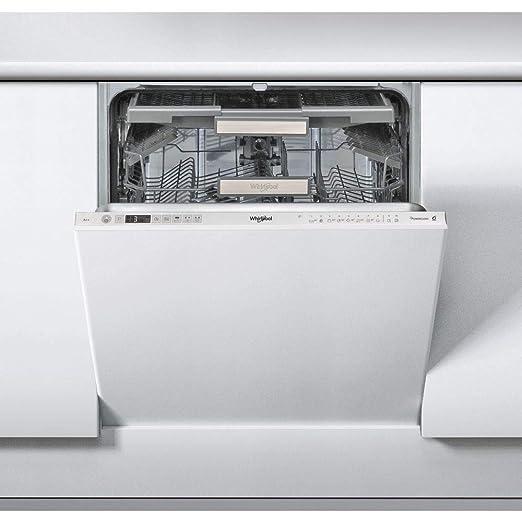 Whirlpool WIC 3T123 PFE lavavajilla Totalmente integrado 14 ...