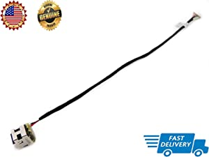 New DC inPower Jack Cable HarnessPlug for HP G72-B66US G72-B60US G72T-200 G72T-B00 G72-b57CL G72-b61NR G72-B62us G72-b63NR G72-c55DX G72-b67US G72-b63NR G72-c55DX G72-b67US