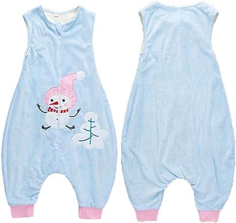 Sacos de dormir de algodón para niños-F_70cm bebé niños: Amazon.es: Bebé