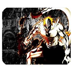 Mystic Zone Personalized Bleach Rectangle Mouse Pad (Black) by ruishername