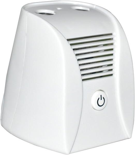 IREALIST 455678 - Purificador de olores portátil, Color Blanco ...