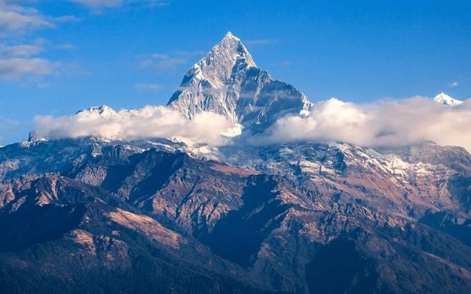 山脈 ヒマラヤ 世界の地質-大陸の衝突-ヒマラヤ山脈