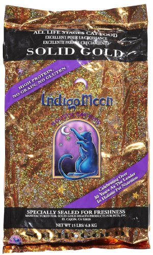 Solid Gold Indigo Moon Grain Free - 15 lb