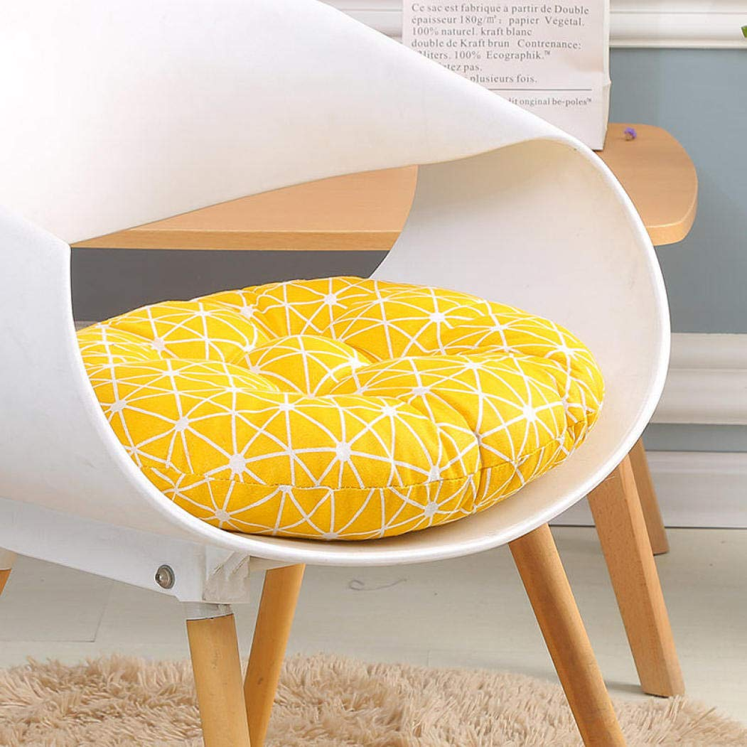 Amazon.com: Almohadillas redondas para silla, cómodas ...