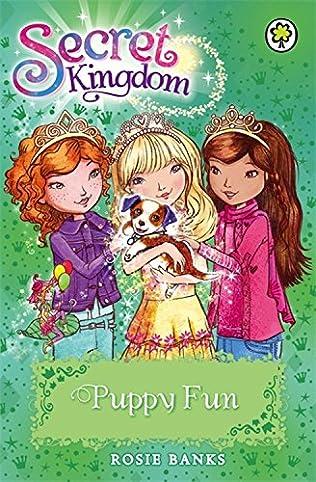 book cover of Puppy Fun