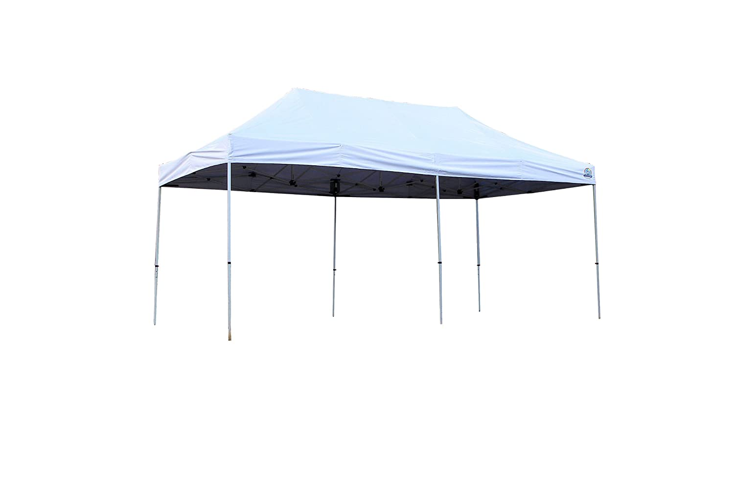 Amazon.com  Undercover Professional Grade Aluminum Shelter (White 10 x 20 -Feet)  Sun Shelters  Sports u0026 Outdoors  sc 1 st  Amazon.com & Amazon.com : Undercover Professional Grade Aluminum Shelter (White ...