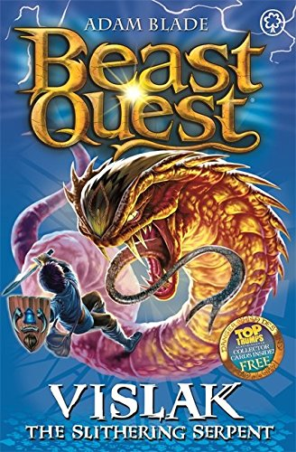 Vislak the Slithering Serpent (Beast Quest, #80)