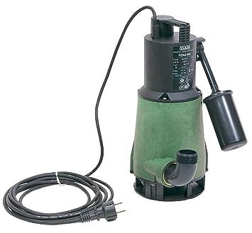 DAB FEKA 600 M-A – Pompe submersible avec flotteur pour drainage eaux usées à usage domestique 0,55 kW/0,75 HP monophasé (103022214)