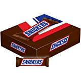 Snickers Singles Size Chocolate Candy Bars