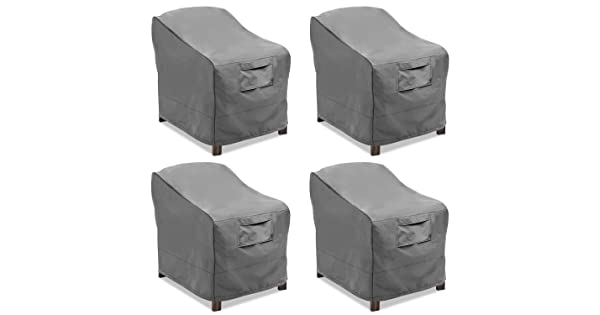 Patio Chair Covers Lounge Deep Seat Cover Heavy Duty And Waterproof Outdoor Lawn Patio Furniture Covers Dust Covers All-purpose Covers