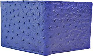 product image for Blue Ostrich Wallet by John Allen Woodward