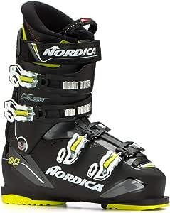 Nordica Cruise 80 Ski Boots 2019-25.5/Black-Black-Lime