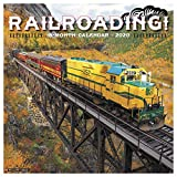 Railroading 2020 Calendar