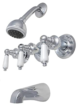 price pfister 3 handle tub shower faucet. gerber 3 handle tub shower faucet repair trim kit valve porcelain fit price  compression stem and massagroup co