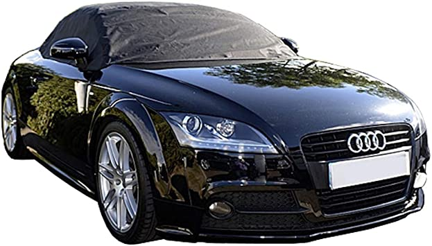 North American Custom Covers Compatible Soft Top Roof Protector Half Cover for BMW Z4