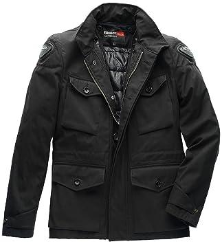 Chaqueta para hombre Ministry negra Blauer Talla XL: Amazon.es: Coche y moto