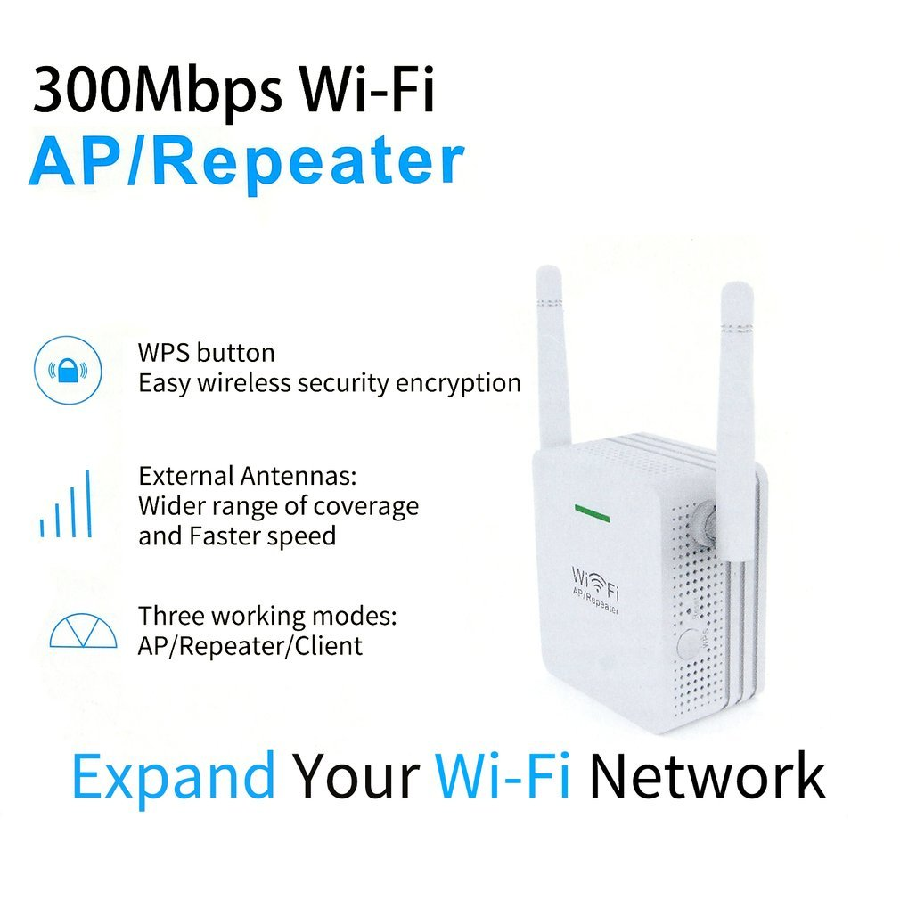 ACEHE Wifi Repeater Verstärker ual Band 2.4GHz: Amazon.de: Elektronik