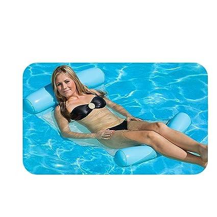 Fuhaoo - Cama flotante para adultos con gran tamaño de fila ...