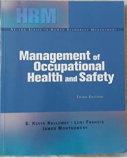 Amazon business eighth canadian edition with mybusinesslab management of occupational health and safety third edition infotrac not included fandeluxe Image collections