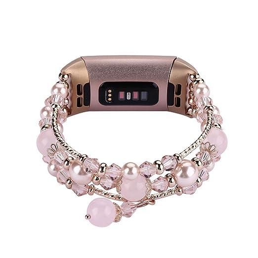 Amazon.com: Sodoop - Correa de reloj compatible con Fitbit ...