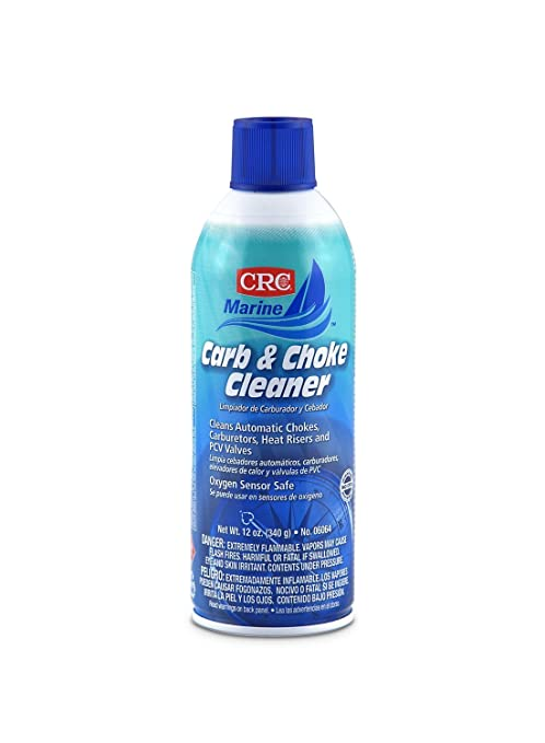 Amazon Com Crc Marine Carb And Choke Cleaner Quantity 4 Automotive