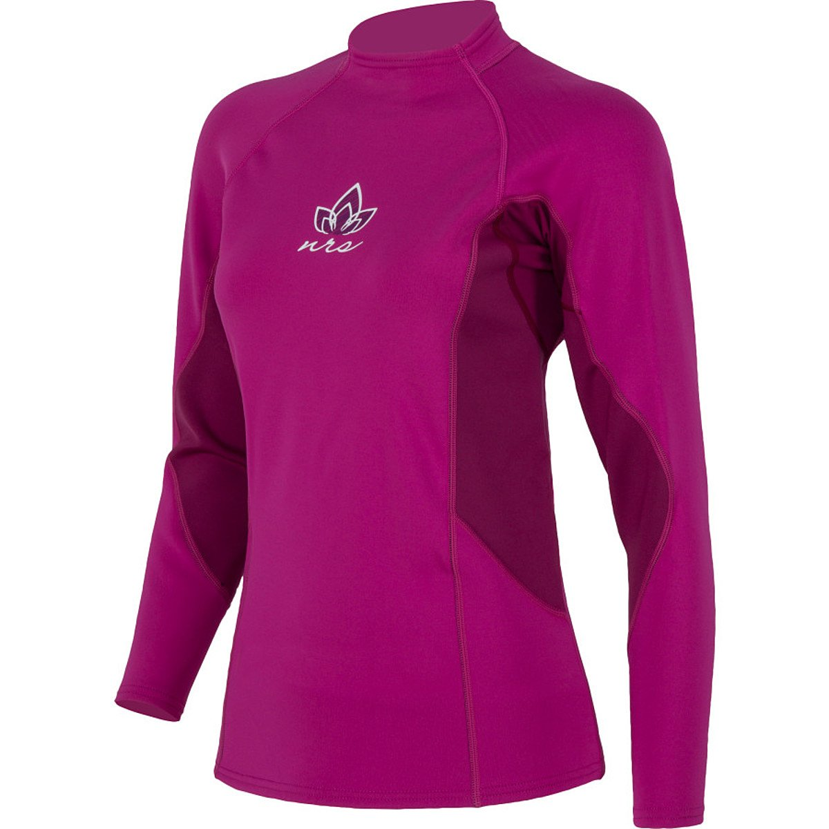 NRS HydroSkin 0.5 LS Shirt - Women's Purple Haze XS by NRS