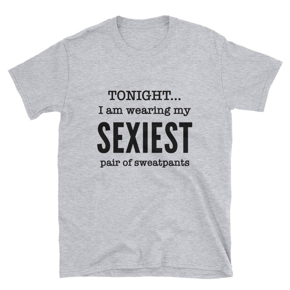 MIG Party Solutions Sexiest Sweatpants T-Shirt