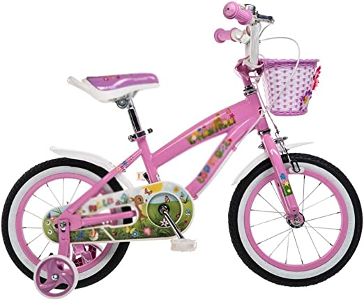 SGMYMX Bicicleta para niños Girl Princess Bike Child Bike Pink ...
