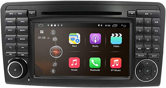 Android 10 Auto Audio Stereo Für Mercedes Benz Elektronik