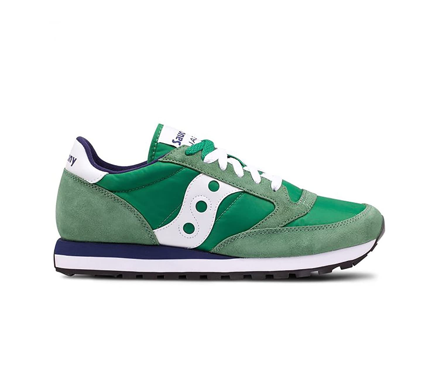Sneakers Jazz Original Green - White, Hombre. 10,5
