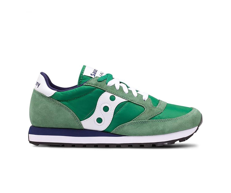 Sneakers Jazz Original Green - White, Hombre. 11