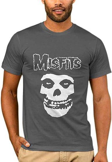misfits logo 2 WHITE t-shirt clothing boy girl shirt children toddler misfits