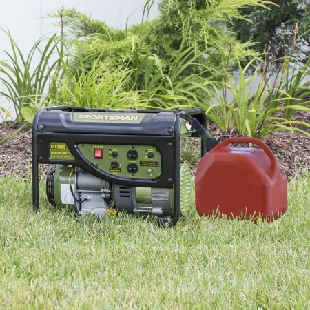 Sportsman Gasoline 2000W Portable Generator with Weatherproof Inverter Generator Cover and Magnetic Oil Dipstick Bundle by Man Sports (Image #2)
