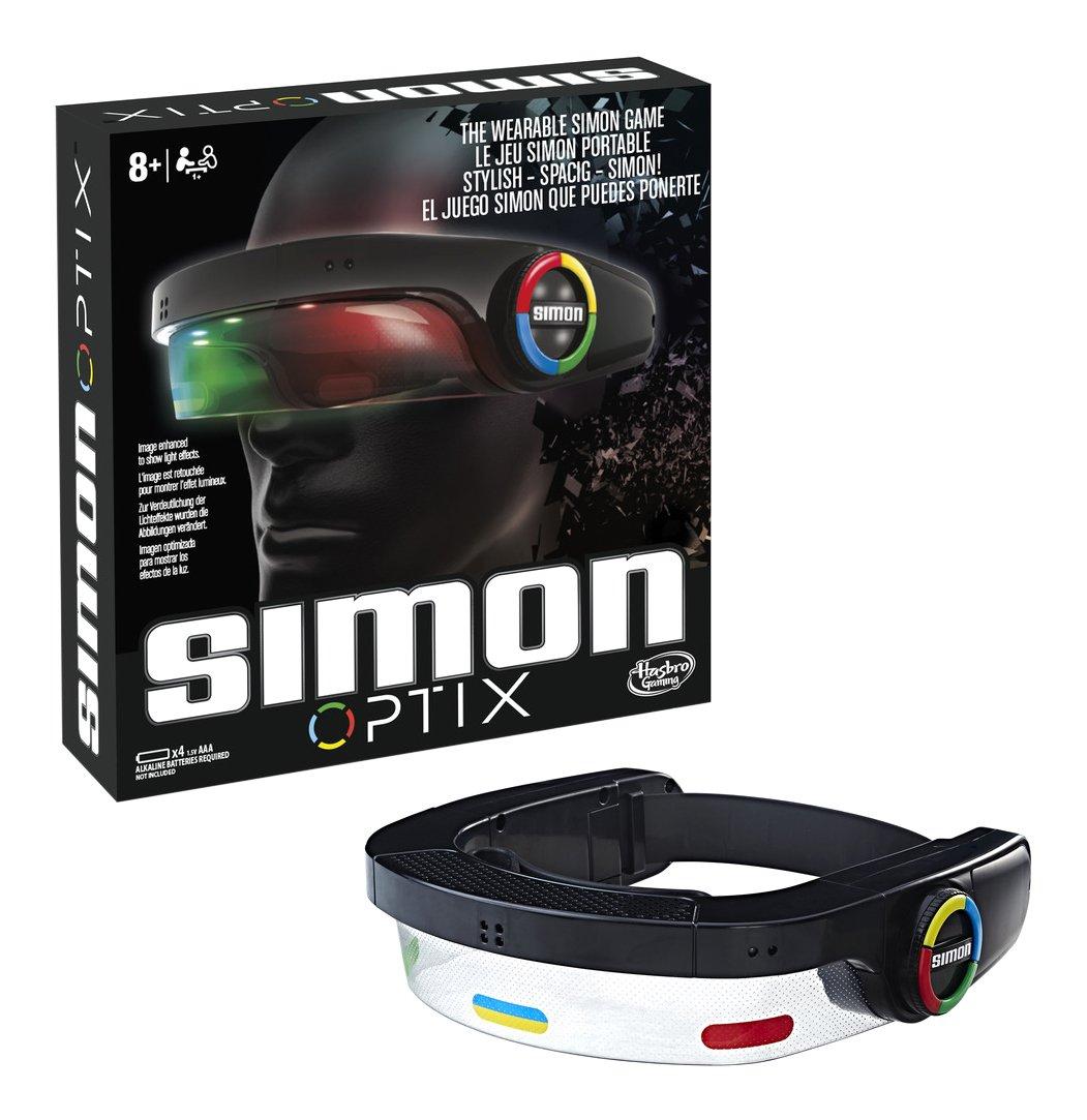 Hasbro Gaming Juegos Simon Optix, 27 x 27 cm C1959EU4 product image