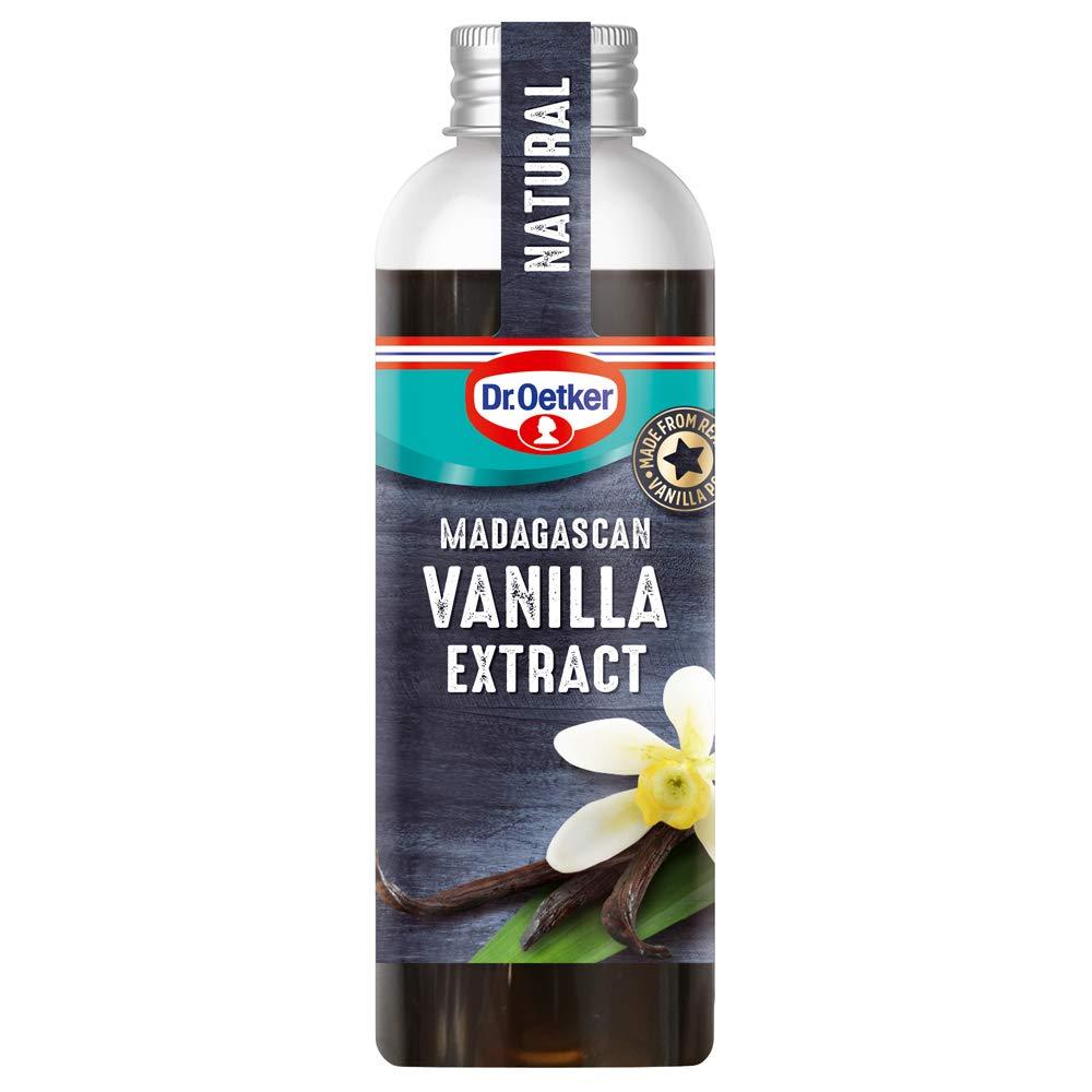 Dr. Oetker Large Madagascan Vanilla Extract, 95ml