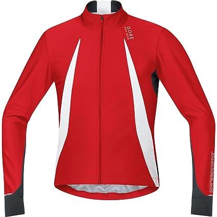 Gore Bike Wear Mens Oxygen Windstopper Long Sleeve Cycling Jersey - SWOXLM