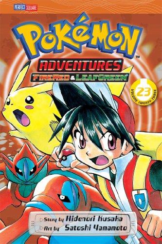 Pokmon Adventures (FireRed and LeafGreen), Vol. 23 (Pokemon)