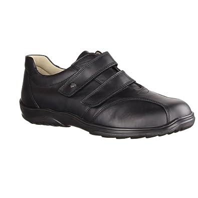 Finn Comfort Cardiff - Herrenschuhe Bequemschuhe, Schwarz, leder  (napßpaseda): Amazon.de: Schuhe & Handtaschen