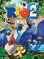 Filmcover Rio 2 - Dschungelfieber