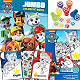 Paw Patrol 3 in 1 Value Set with Coloring & Activity Book, Markers, Stickers and Stampers