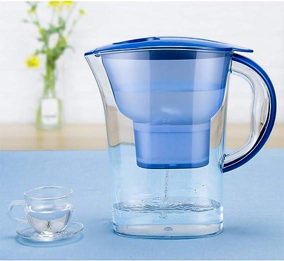 ADS Household - Filtro de Agua para Uso doméstico (Desmontable, Gran Capacidad, para Cocina, carbón Activado, Intercambio de Iones de Carbono, Resina, Multicapa, purificador de Agua): Amazon.es: Juguetes y juegos