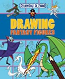 Drawing Fantasy Figures, Trevor Cook and Lisa Miles, 1433950650