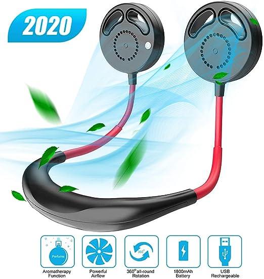 Sysow Ventilador USB, Mini Ventilador portátil, Ventilador ...
