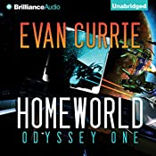 Homeworld: Odyssey One, Book 3 | Evan Currie