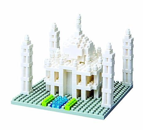 Amazon Nanoblock Taj Mahal Toys Games