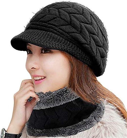 casquette femme d'hiver
